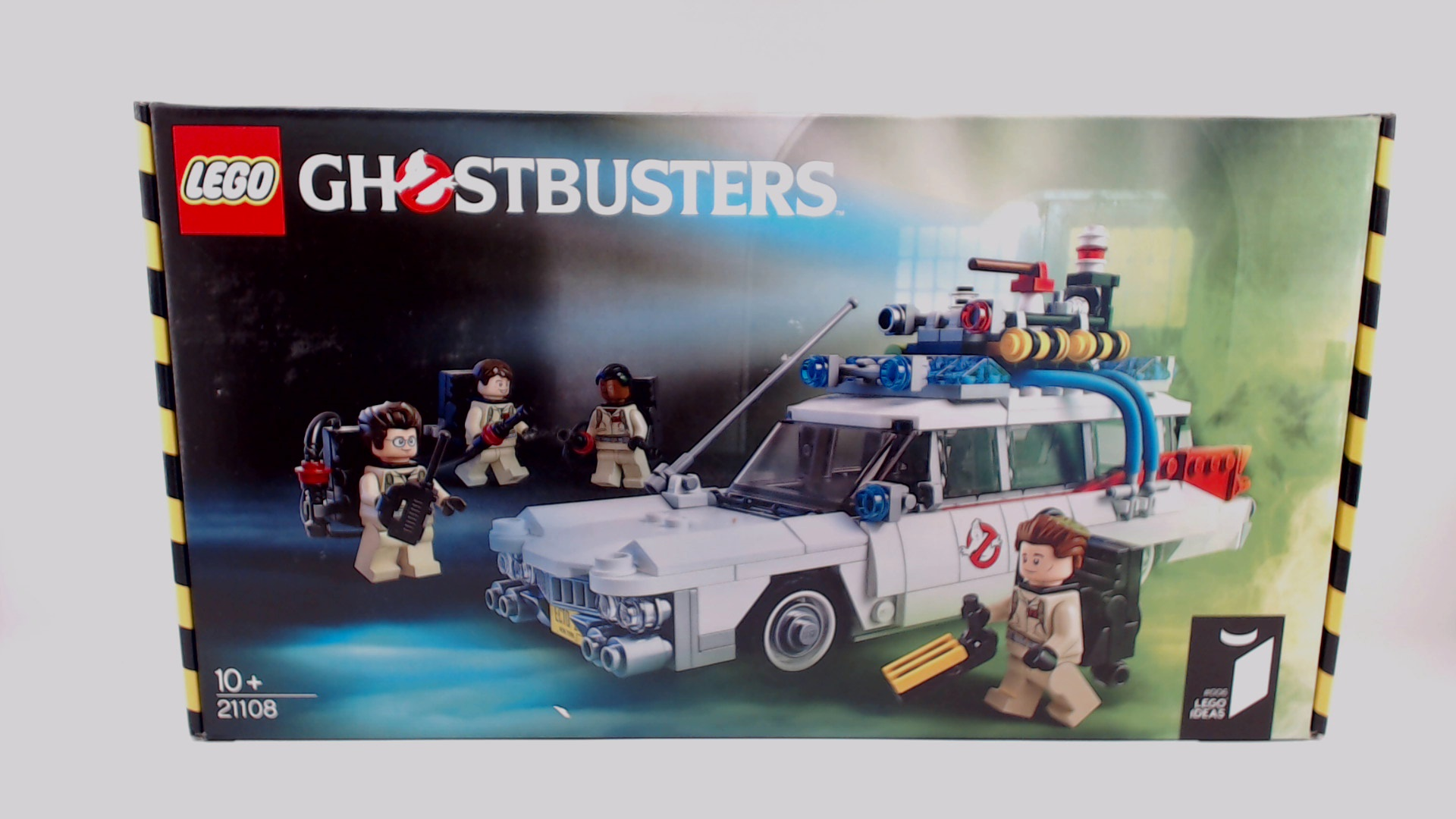 lego 21108 ghostbusters car set free price guide review. Black Bedroom Furniture Sets. Home Design Ideas