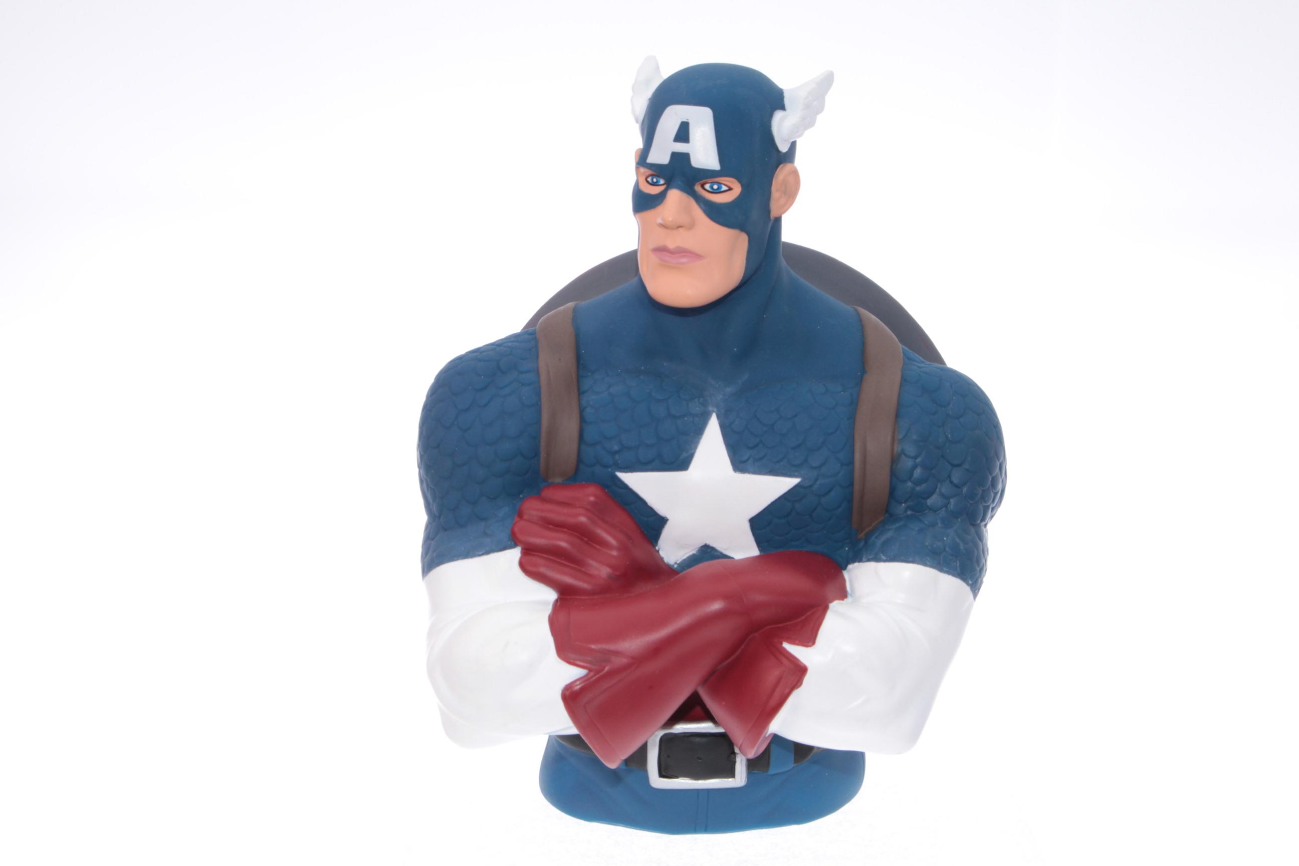 Picture Gallery for Monogram Inc CA101 Captain America Money Box