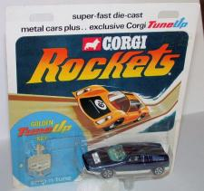 Picture Gallery for Corgi Rockets 909 Mercedes C111