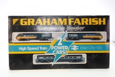 Picture Gallery for Graham Farish 8125 Intercity 125 High Speed Train