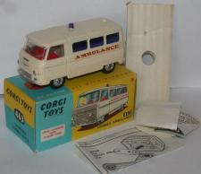 Commer Ambulance