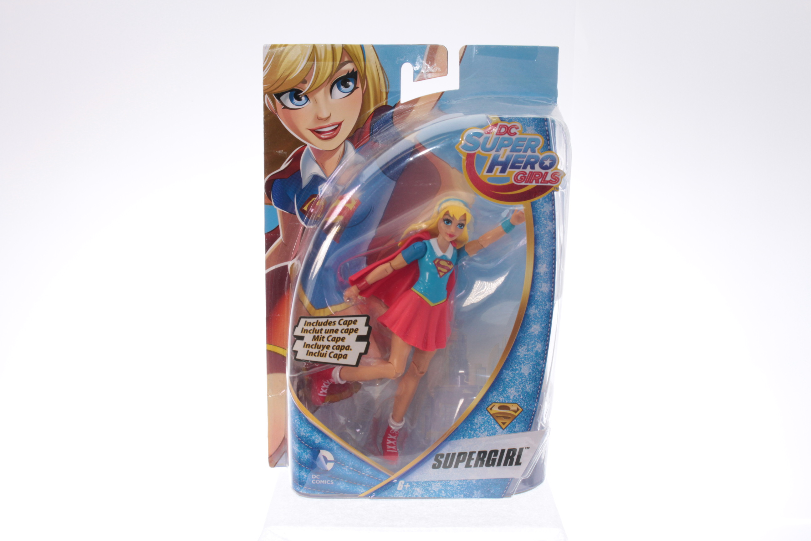 Picture Gallery for Mattel DMM34 Supergirl