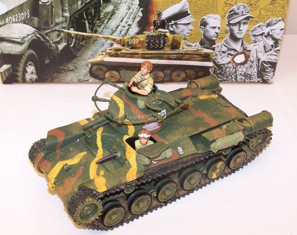 Picture Gallery for King  Country IWJ24 Japanese Tank