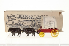Picture Gallery for Brooks 101 Wild West Bullock Wagon