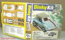 Picture Gallery for Dinky 1014 Beach Buggy