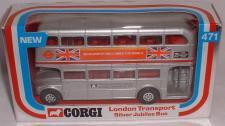 Silver Jubilee Bus