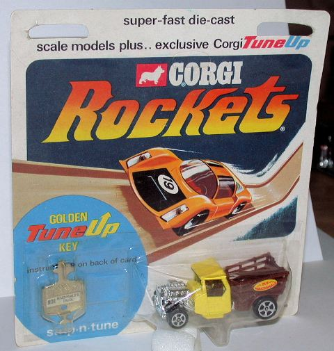 Picture Gallery for Corgi Rockets 931 Ole MacDonalds truck