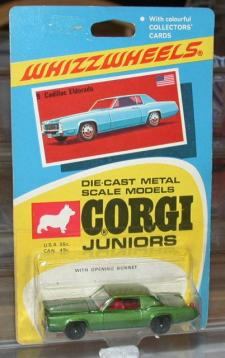 Picture Gallery for Corgi Juniors 9 Cadillac Eldorado