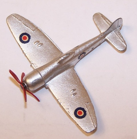 Picture Gallery for Dinky 730 Tempest II Fighter