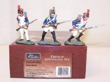 Picture Gallery for Britains Soldiers 00152 French Advancing Set