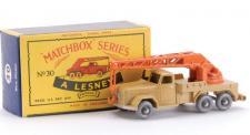 Picture Gallery for Matchbox 30b Magirus-Deutz Crane Lorry