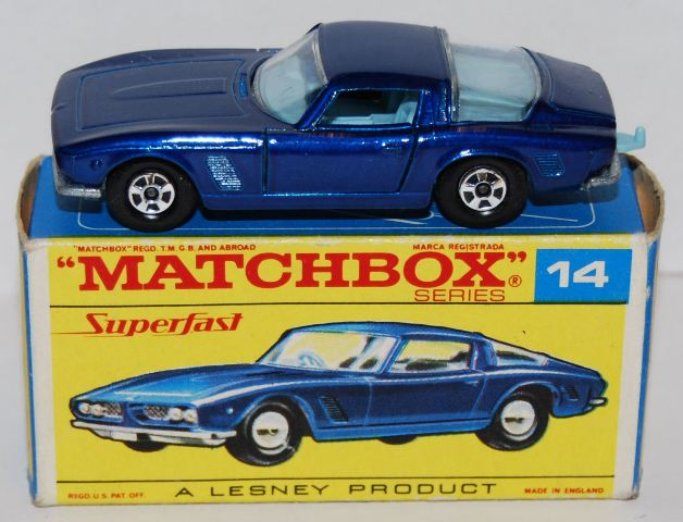 picture gallery for matchbox 14d iso grifo