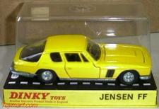 Picture Gallery for Dinky 188 Jensen FF