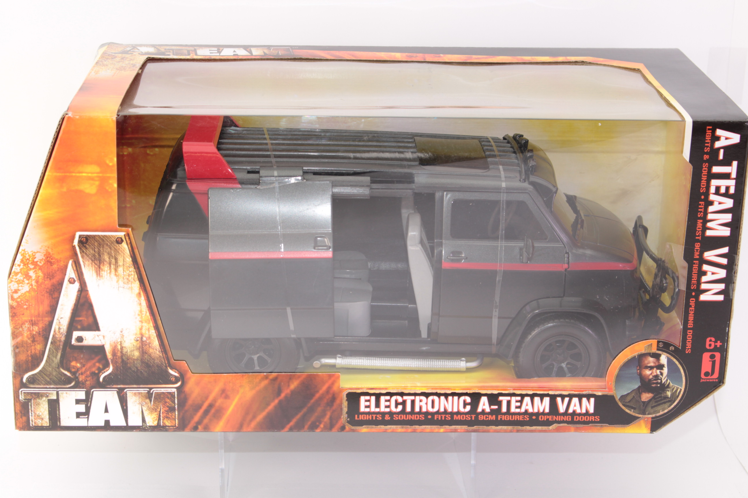 Picture Gallery for Jazwares 71467 Electronic A-Team Van