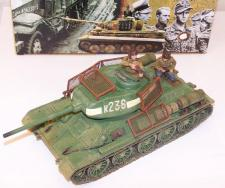 Picture Gallery for King  Country RA13 T34/85 Tank Set