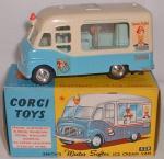 Smith's Ice Cream Van