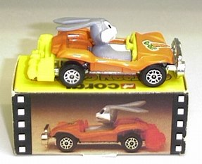 Picture Gallery for Corgi Juniors 84 Bugs Bunny Buggy