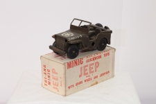Picture Gallery for Triang Minic 1 Jeep
