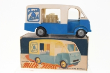 Picture Gallery for Mettoy 872 Friction Drive Milk Float
