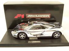 Picture Gallery for Maisto 99999 McLaren F1