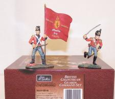 Picture Gallery for Britains Soldiers 00149 Coldstream Guards Command Set