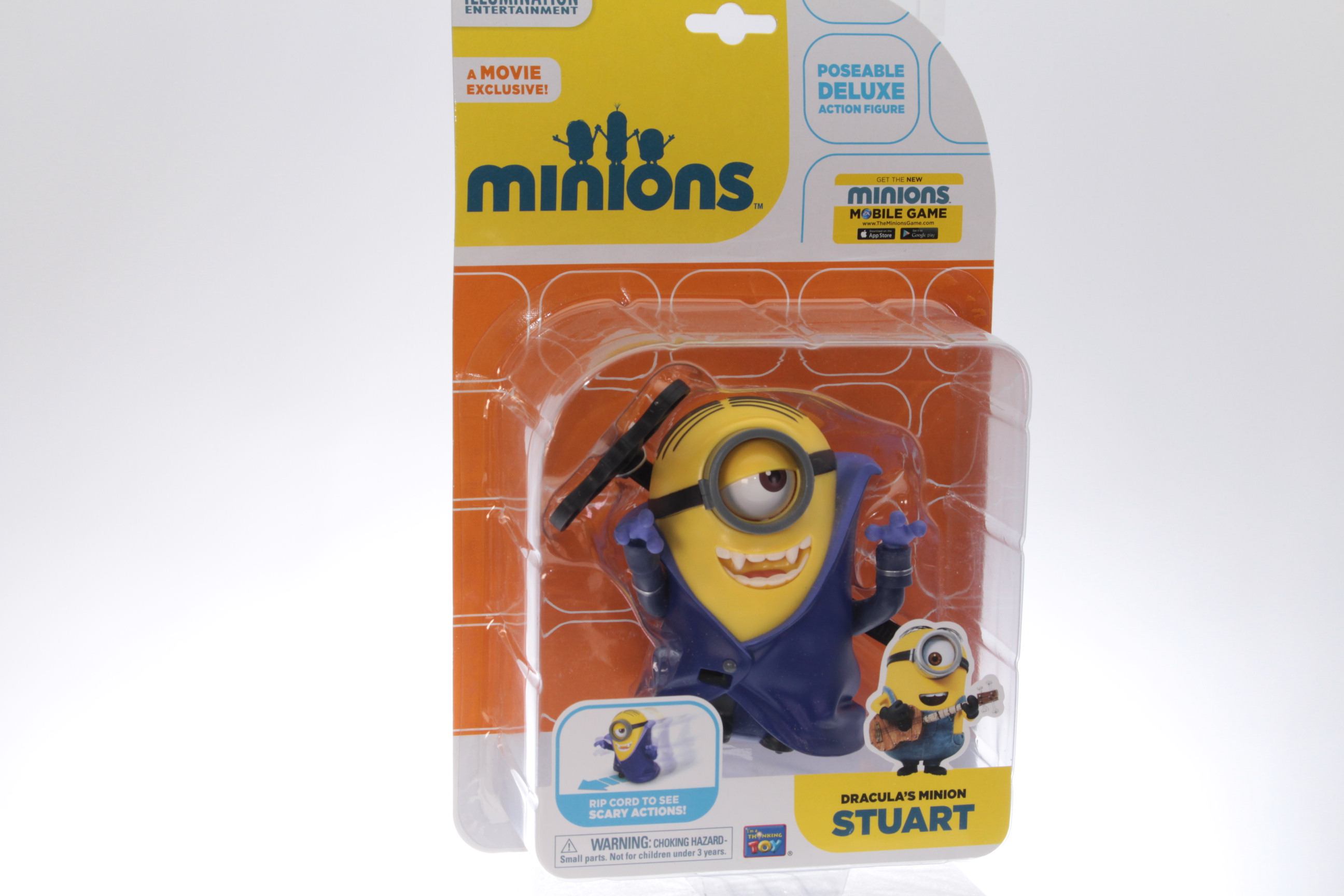 Picture Gallery for Thinkway 20182 Stuart - Minions