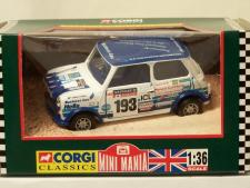 Picture Gallery for Corgi 04424 1994 RAC Rally Mini