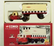 Picture Gallery for Corgi 15003 Scammell Scarab