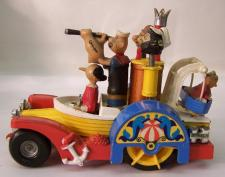 Picture Gallery for Corgi 802 Popeye Paddlewagon