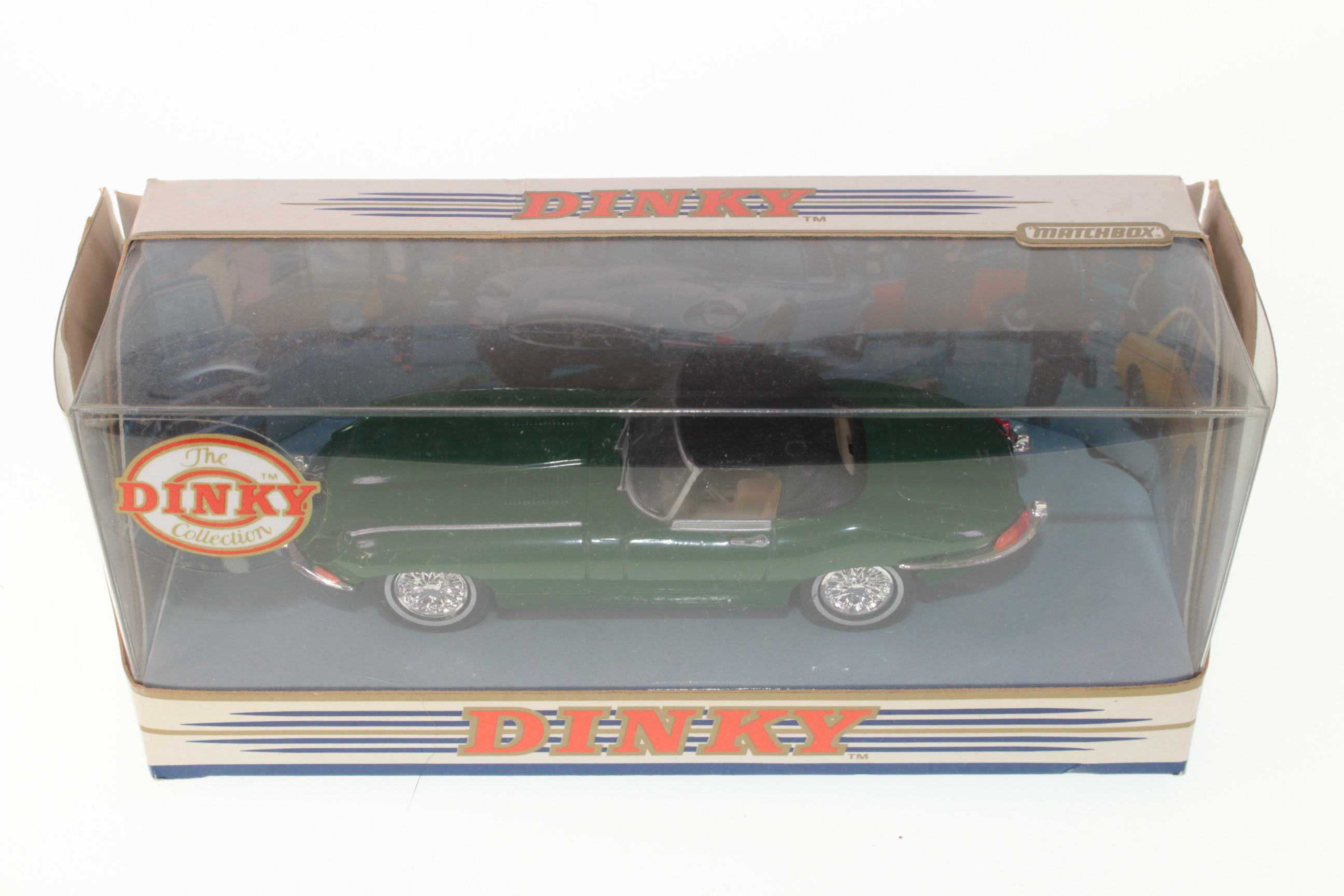 Matchbox Dinky DY1, 1968 E Type Jaguar - Buy, Sell, Review & Free ...