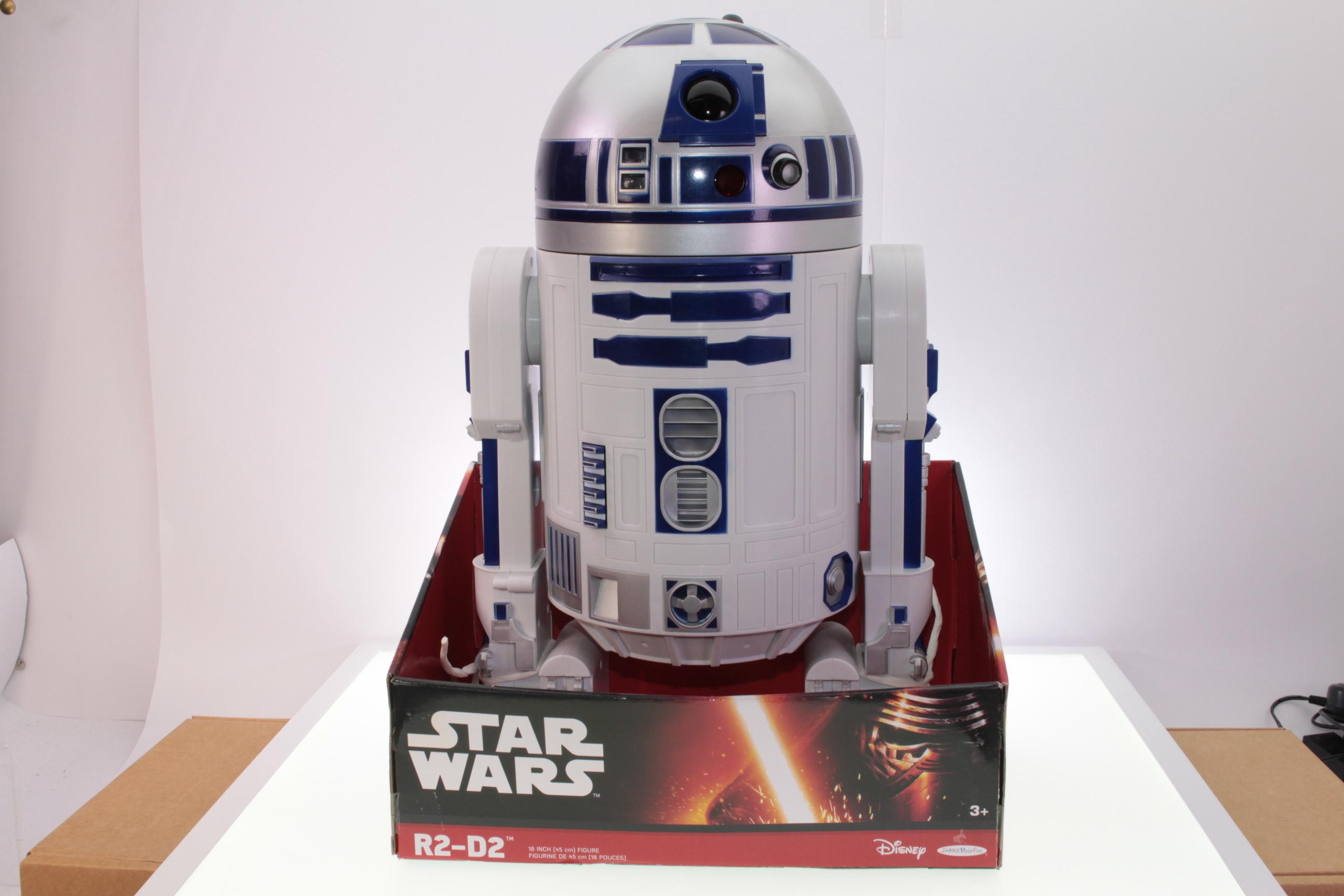 Picture Gallery for Jakks 83577 R2-D2