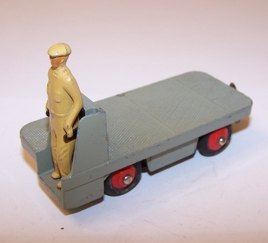 Picture Gallery for Dinky 14a Bev Electric Truck