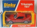 Triumph TR7 Sports Car