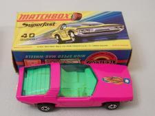 Repro box Matchbox Superfast nº 72 maxi taxi
