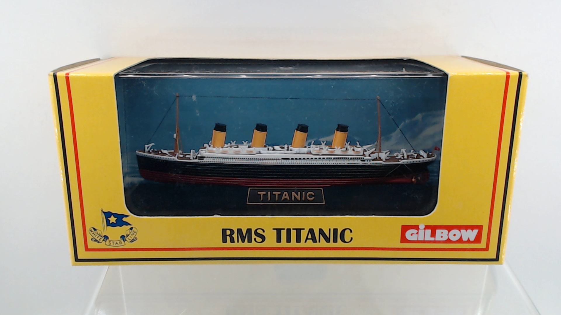 ATLAS 1//1250 Scale HMT OLYMPIC  Cruise Ocean Ship Boat New In Box