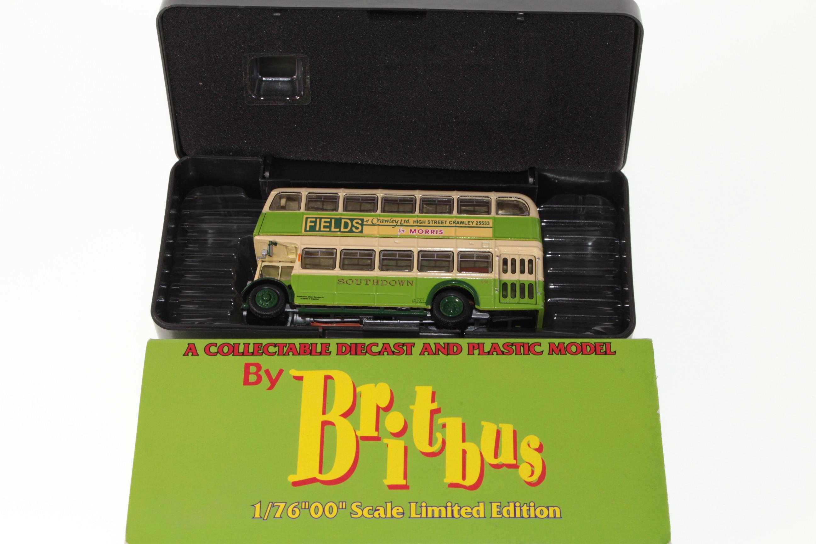 Picture Gallery for Britbus N6005 Guy Arab IV PRV