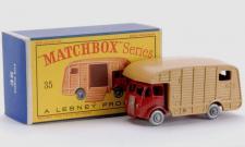 E.R.F Marshall Horse Box