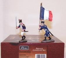 Picture Gallery for Britains Soldiers 00151 French Command Set