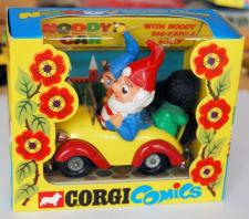 Picture Gallery for Corgi 801 Noddy Car