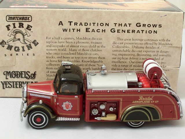 Picture Gallery for Matchbox Yesteryear YYM35191 1939 Bedford