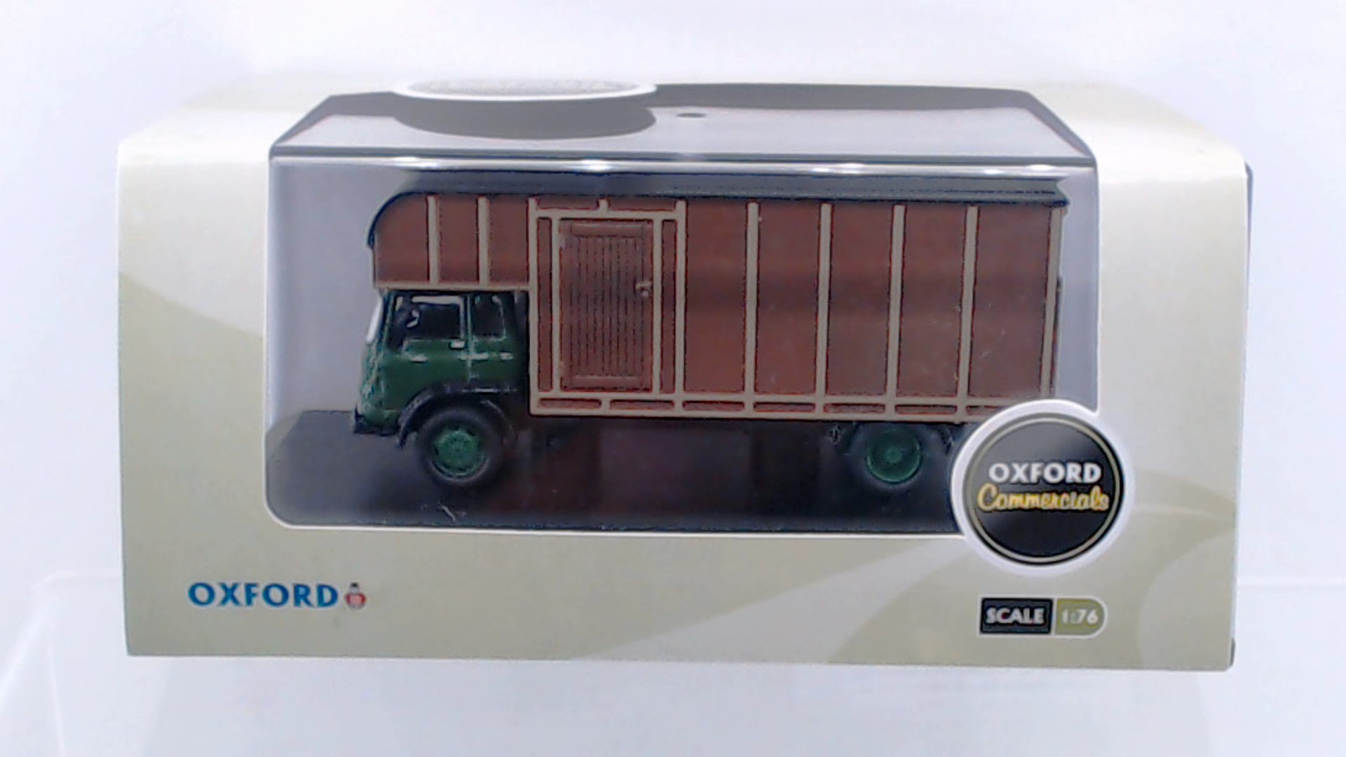 64a0d234238512 Picture Gallery for Oxford Diecast TK006 Bedford TK Horsebox