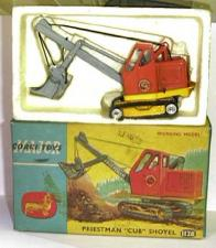 Picture Gallery for Corgi 1128 Priestman Shovel