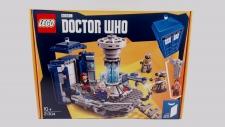Dr Who Set