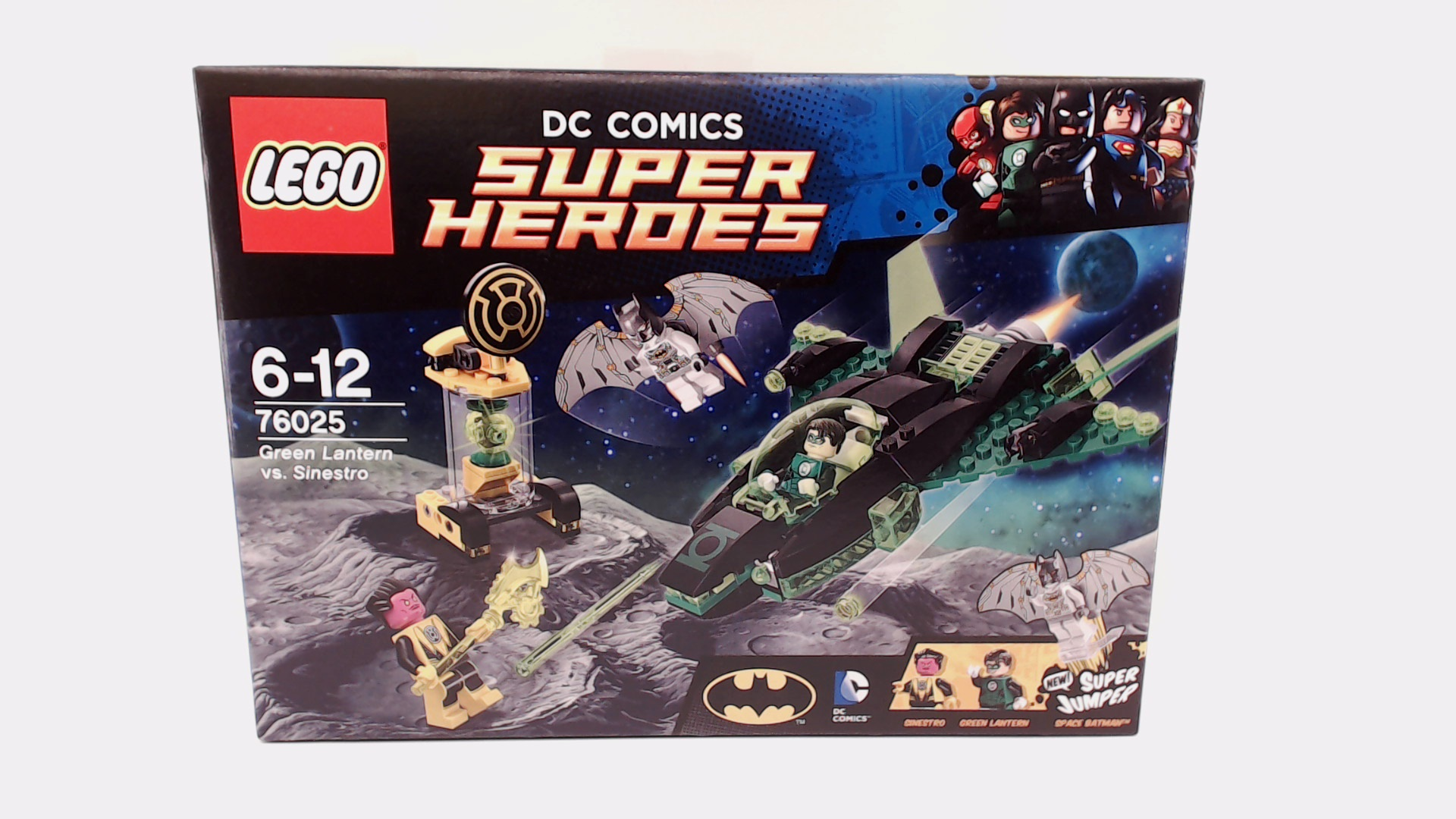Picture Gallery for Lego 76025 Green Lantern