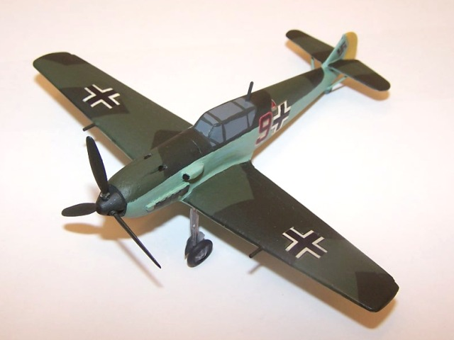 Picture Gallery for Skybirds 7B Messerschmidt 109F