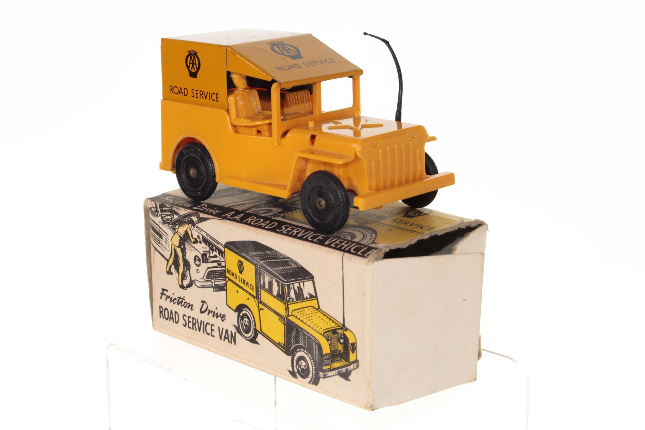 Picture Gallery for Mettoy 710 AA Road Service Vehicle