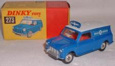 Picture Gallery for Dinky 273 RAC Patrol Mini Van