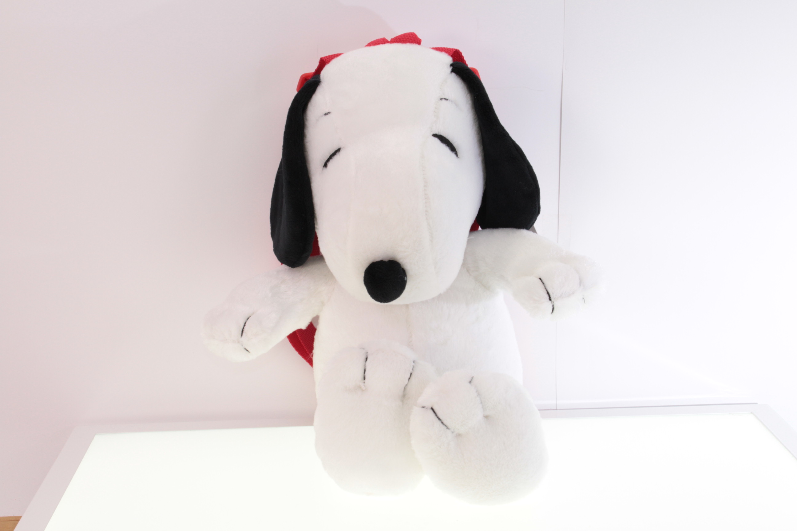 Picture Gallery for Clairs 78137 Plush Snoopy Backpack