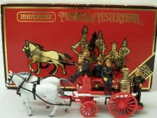 Picture Gallery for Matchbox Yesteryear YS46 1880 Merryweather Fire Engine