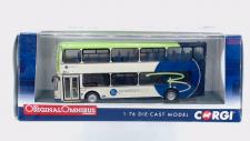 Picture Gallery for Corgi OM42521B Dennis Trident Bus